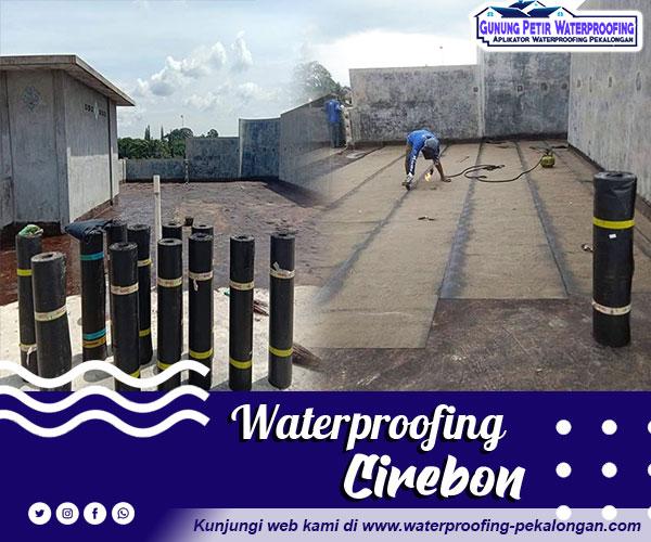 jasa waterproofing cirebon